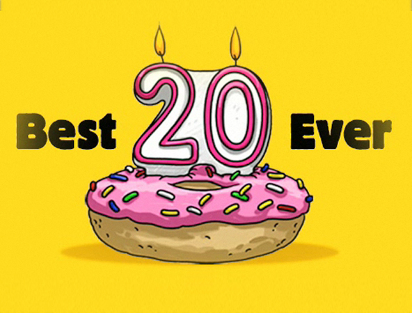 Jouyeux anniversaire les simpson - Simpson anniversaire ...